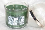 """SLATKIN & CO Holiday """"TREE"""" 3-Wick Candle 430ml Bath & Body Works"""