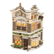 Department 56 New England Village The Dirty Owl Lit House, 17cm