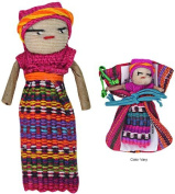 """Pink """"Worry No More"""" Doll"""