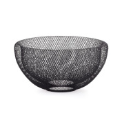 Torre & Tagus 901561C Mesh Double Wall Bowl, Large