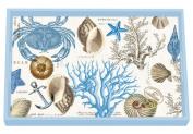 Michel Design Works Vanity Tray, Seashore