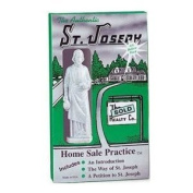 ST JOSEPH statue HOME Sale Practise kit Real Estate