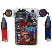 New - Death Series Lighter leash Case Pack 30 by Lighter Leash