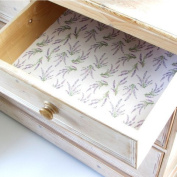 English Lavender Scented Drawer Liners by Best British Gifts