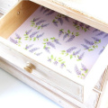 English Lilac Scented Drawer Liners by Best British Gifts