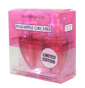 Bath and Body Works Slatkin & Co. Wallflowers Home Fragrance Refills Pineapple Orchid