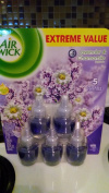 Airwick Lavender & Chamomile Scented Oil Plug in Refills - 5 Pack