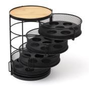 Lipper International Universal 4-Tier Round Coffee Pod Tower