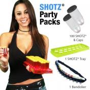 SHOTZ® Party Pack - Smoke