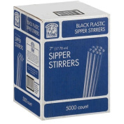 Bakers & Chefs Sipper Stirrers - 18cm /5000ct