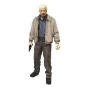 Breaking Bad - Walter White as Heisenberg with Grey Jacket Variant Action Figure