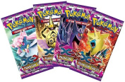 POKEMON CARDS XY - PHANTOM FORCES SEALED BOOSTER PACKS x Qty of 4