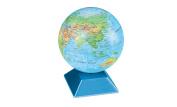 Think Tank Technology KC68169 Magic Revolving Globe, Blue