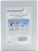 Molymod MMS-009 52 Atoms Molecular Model Set for Inorganic & Organic Chemistry