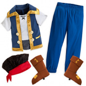 Disney - Jake Costume for Boys - Size 7/8 - New with Tags