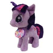 My Little Pony Twilight Sparkle Soft Collectible Plush Toy 25cm Aurora World