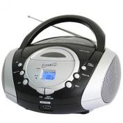 Supersonic SC508BLACK Portable Audio System