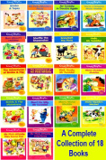 Happy Days Series Books by Enid Blyton - A Collection of 18 Paperbacks