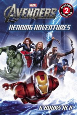 Marvel's the Avengers Reading Adventures (Passport to Reading: Level 2 (Paperback))