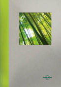 Lonely Planet Large Green Notebook - Bamboo