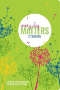 Every Day Matters 2016 Desk Diary