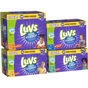 Luvs Super Absorbent Nappies,