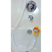 Rubber Duckie & Friends Dollie the Dolphin Bath and Shower Wand