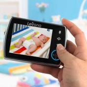 Levana Keera Digital Baby Video Monitor with Levana Powered by Snuza Oma