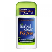 Herbal Clear 571455 Deodorant Stick Aloe Fresh Pg Free 50ml