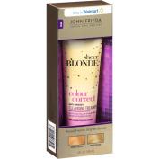 John Frieda Sheer Blonde Colour Correct Anti-Brassy Cleansing Treatment, 120ml