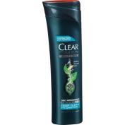 Clear Men Scalp & Hair Deep Clean Hydration Daily Anti-Dandruff Shampoo, 380ml