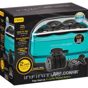 Infiniti Pro by Conair 5.1cm Jumbo Flocked Rollers, 5 count
