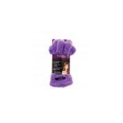 Upper Canada Soap 816700PU Hair Drying Gloves - Purple