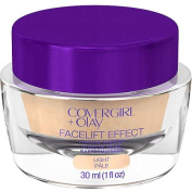COVERGIRL Plus Olay FaceLift Effect Firming Foundation, Light 330, 30ml