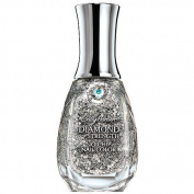 Sally Hansen Diamond Strength No Chip Nail Colour, Silver Anniversary, 15ml