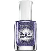 Sally Hansen Sugar Shimmer Textured Nail Colour, Gummy Grape, 10ml