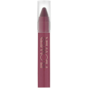 Flower Lip Suede Velvet Lip Chubby, Berry-More, 5ml
