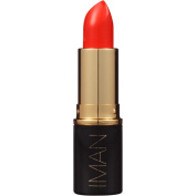 IMAN Luxury Moisturising Lipstick, 027 Hot, 5ml