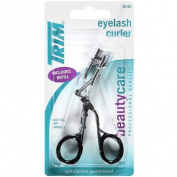 Eyelash Curler 18456 Trim w/6pc Repl Pads