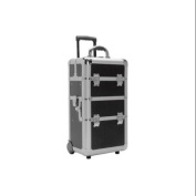 Miniature Professional Rolling Beauty Cases w Trays