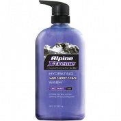 Alpine Xtreme Hydrating Shockwave Scent Hair + Body + Face Wash, 830ml