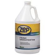 Zep. Professional R20824 Z-Verdant Lotionized Hand Soap, 3.8lBottle