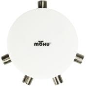 Mohu MH-310552 Jolt 4-Way Distribution Amplifier