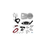 Sound Around-Pyle PLMCA62BT 600 Watt Motorcycle Bluetooth Weatherproof Sound System With Speakers, Amplifier And Ipod