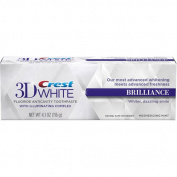 Crest 3D White Brilliance Mesmerising Mint Toothpaste, 120ml