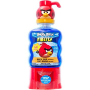 Firefly Angry Birds Bubble Gum Flavour Mouth Rinse, 470ml