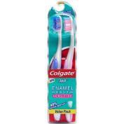 Colgate 360 Enamel Health Sensitive Toothbrush, 2 count