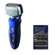 Panasonic ES8243A Mens Arc IV Wet / Dry Shaver With Blade & Foil Combo