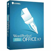 Corel WordPerfect Office X7 Home and Student Edition