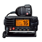 Standard Horizon GX2200 Black Class D DSC Matrix Fixed Mount VHF Radio w/AIS & GPS